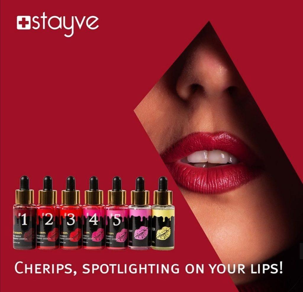 BB Glow Lippen behandlung zurich