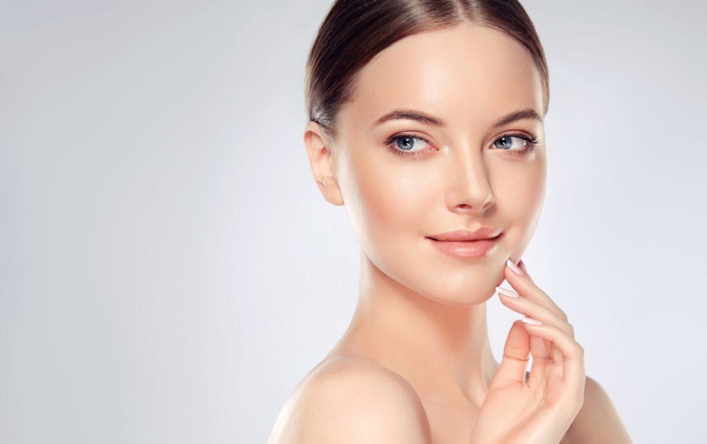 Gesichtsbehandlung – Hautunreinheiten