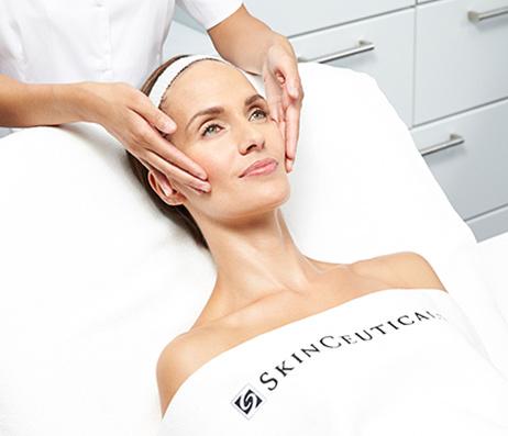 Skinceuticals – Medizinisch – ästhetische Behandlungen